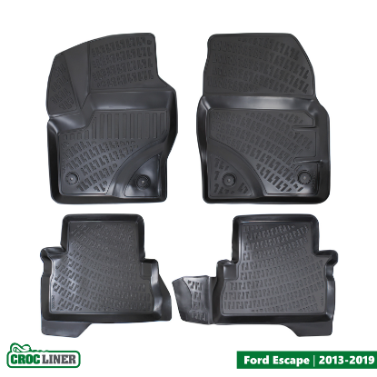 Picture of Ford Escape Custom-Fit Floor Mat 2013-2019