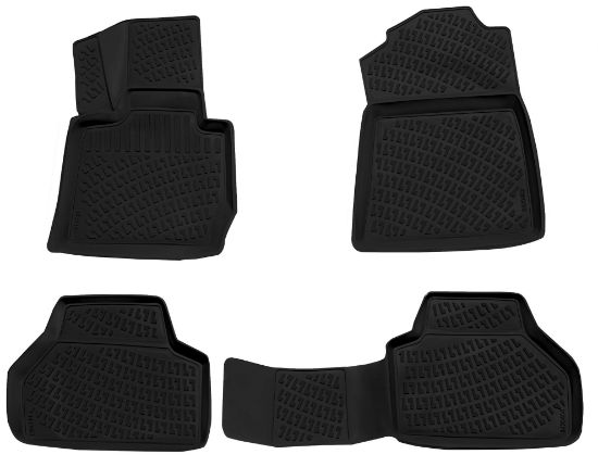 Picture of BMW X3 Custom-Fit Floor Mat 2011-2017